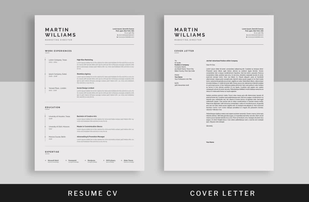 Resume Template Preview