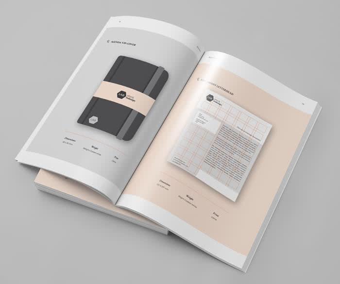 Brand Identity Manual Preview