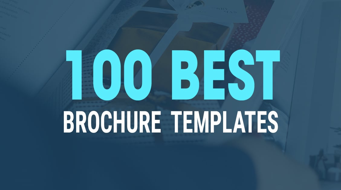 100 Best InDesign Brochure Templates