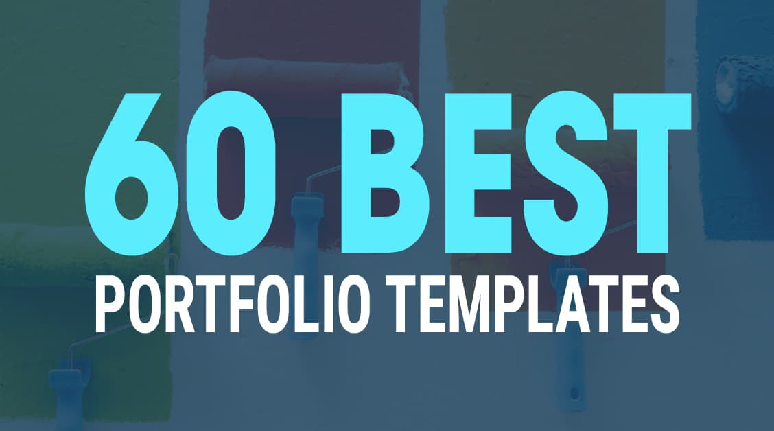 60 Best InDesign Portfolio Templates