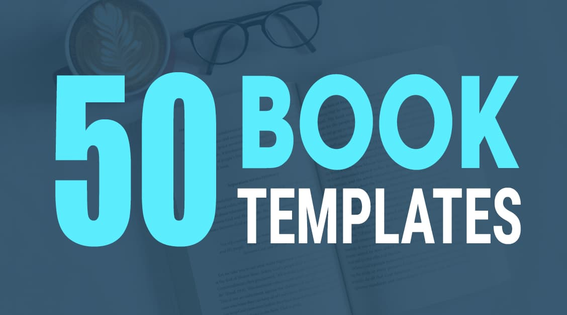 50 Best InDesign Book Templates